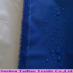 190t Poly Taffeta with Waterproof for Raincoat Fabric pictures & photos