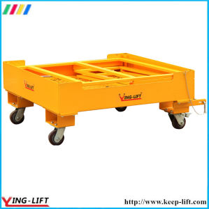 Foldable Forklift Platforms pictures & photos