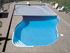 Outdoor Vinyl Swimming Pool Covers Tbs017 pictures & photos