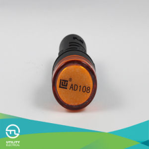 AC DC 24V LED Round Top Indicator Red Yellow Green Blue pictures & photos