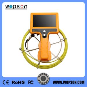 Underground Pipe Surveillance Camera Air Condiction Cleaning with USB Stick pictures & photos