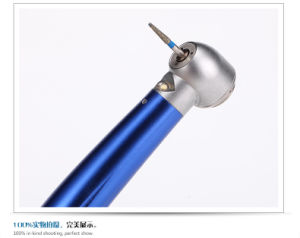 China Manufacturer Colorful LED High Speed Dental Handpiece pictures & photos
