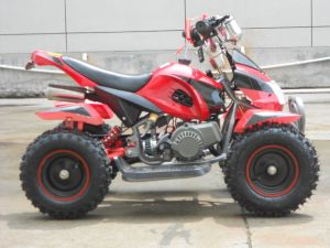 Gasoline 49cc Kids′ Mini Quad ATV pictures & photos