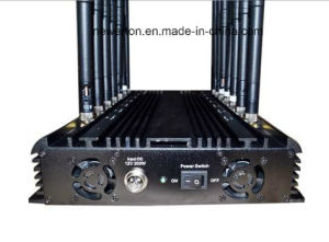 Full-Band 3G GPS Bluetooth Wireless Mobile Phone Signal Blocker/Isolator pictures & photos