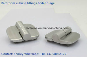 Best Quality Toilet Partition Cubicle Accessories 304 Stainless Steel Door Hinge pictures & photos