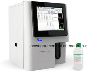 Automatic Three Differential Cbc Haematology Analyzer (WHY6580) pictures & photos