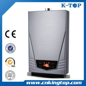 S/S Panel New Model Water Heater Russian Market Balance Type with Ce