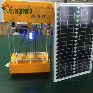High Efficient Solar Insecticidal Lamp Solar Pest Killer Lamp pictures & photos