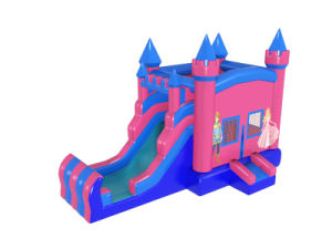 Top Quality PVC Inflatable Slide Castle Combo for Park (CHB1121) pictures & photos