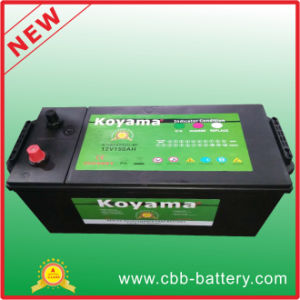 Heavy Duty Truck Battery DIN 65031-12V150ah pictures & photos