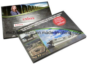 OEM Factory Supply 2.8′′ LCD Screen Promotional Video Booklet (VC-028) pictures & photos