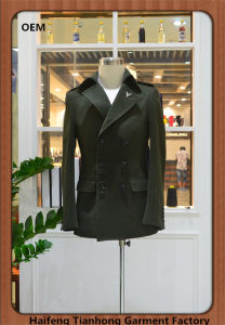OEM New Design Fashion Outwear Casual Blazer for Men