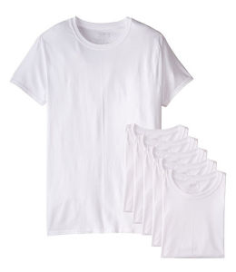 Custom T-Shirt Athletic Men′s Basic Cotton T-Shirts in Stock pictures & photos