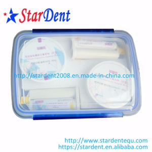 a-Sikcon Impression Materiasl Putty Dental Silicone Impression Material Regular pictures & photos