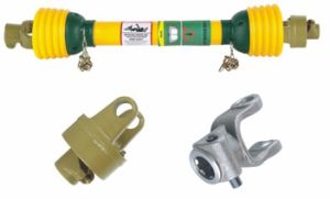 Pto Shaft with Collar and Cardan Joint for Agriculture Machinery pictures & photos