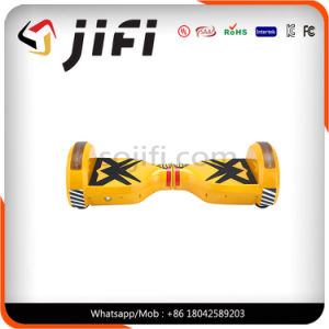 5.5 Inch Self Balance Electric Scooter Hoverboard with LED pictures & photos