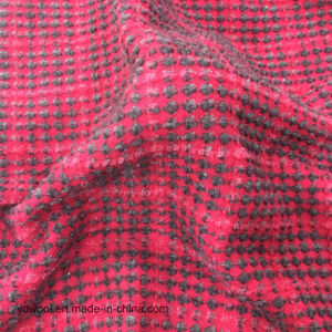 Ready Lighter Check Wool Fabric pictures & photos