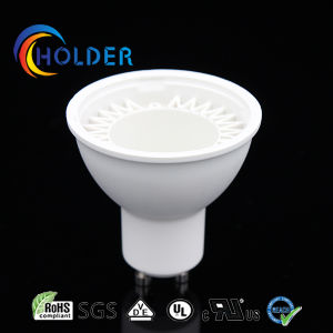 GU10 Lampshade Metallized Plastic with UL VDE CQC RoHS Reach Certificates pictures & photos