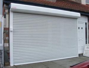 Industrial Roller Shutter Wooden Roller Shutter Aluminium Window Door (Hz-FC0361) pictures & photos