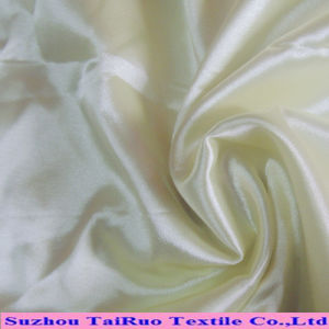 The Cheapest Poly Stretch Satin with Soft Feel for Lady Dress pictures & photos