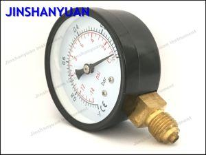 Gpg-014 Ordinary Vacuum Pressure Gauge/Bottom Type Manometer pictures & photos
