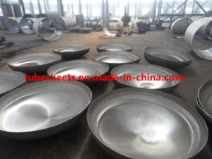 Elliptical Dished Head Use for Pipe Fittings pictures & photos