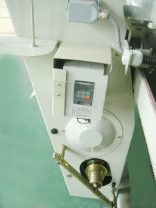 Semi-Automatic Mattress Tape Edge Machine pictures & photos