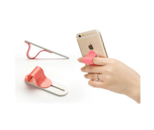 Universal Multi Band One Handed Mobile Phone Finger Grip pictures & photos