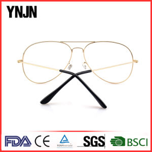 High End Ynjn Stainless Unisex Optical Frames Eyewear (YJ-S3026) pictures & photos