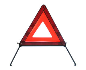 Safety Car Warning Triangle Reflector pictures & photos