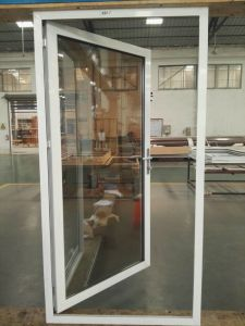 Factory Price Best Sell Aluminum Swing Doors/Glass Doors/Casement Doors pictures & photos
