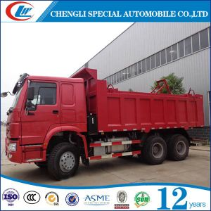Sinotruk HOWO 6*4 25t 30t Dump Truck for Sale pictures & photos
