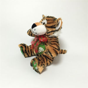 King The Forest Tiger Cute Custom Stuffed Soft Plush Toy pictures & photos