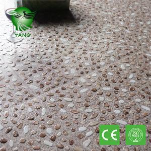 Vinyl Click Floor, PVC Locking Tile, Plastic Vinyl Floor Plank with Unilin Click