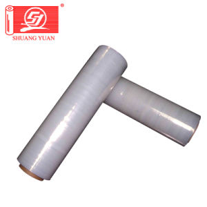 Super Clear LLDPE Soft Film for Printing and Packaging pictures & photos