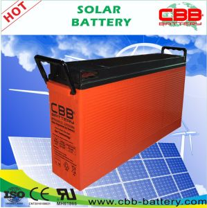 Long Life 12V 200ah Front Terminal Battery for Solar /UPS/ Telecom System pictures & photos