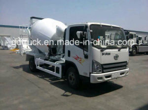 35.340FC FAW CONCRETE MIXER TRUCK WITH 8CBM pictures & photos