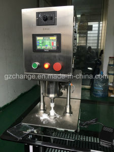 High Precision Smalle Dosage 0-5g Powder Filling Machine pictures & photos