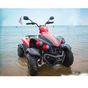 Rr-660268-Best Quality Electric Quad, with Music, Light, USB Port Key Start Big Kids Ride on Car Four Wheel Motorcycle for Sale pictures & photos