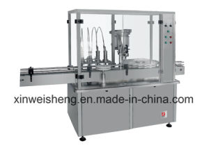 Filling and Stoppering Machine for Glass and Plastic Bottles (pharmaceutical) pictures & photos