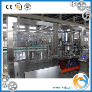 Carbonated Beverage Drink Bottle Filling Machine/Water Bottling Machine pictures & photos