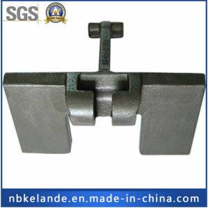 Custom Made CNC Engineering Machinery Part with Casting Part pictures & photos