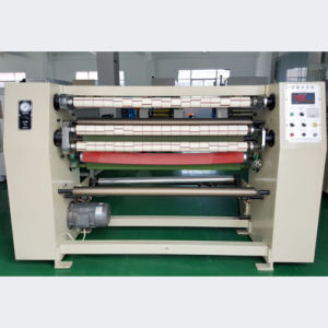 Carton Adhesive Tape Automatic Slitting Machine pictures & photos