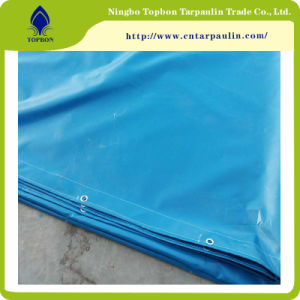 UV Protection Waterproof PVC Coated Fabric Tarpaulin Top281 pictures & photos