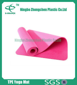 TPE Yoga Mat Manufacture for Wholesale Eco-Friendly Yoga Mats pictures & photos