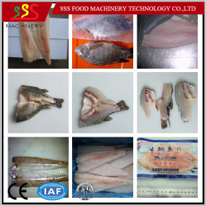 Fish Filleting Machine Fish Cutting Machine Fish Deboner pictures & photos