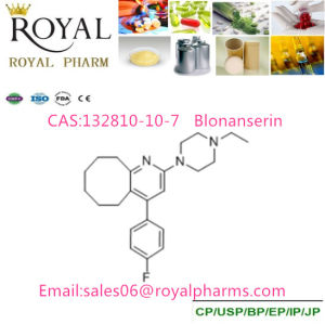 Blonanserin CAS: 132810-10-7 Purity 99% Produced From GMP Manufacturer pictures & photos
