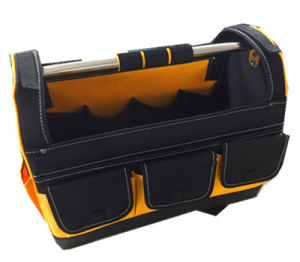 Tool Bag with Metal Handle pictures & photos