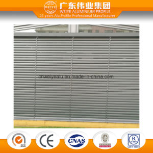 China Manufacturer Aluminium Profile for Louver Door pictures & photos