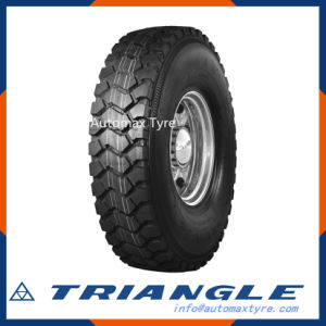 Tr691js 11.00r22.5 Manufactory Quatity Guarantee Triangle Newpattern Truck Tyre pictures & photos